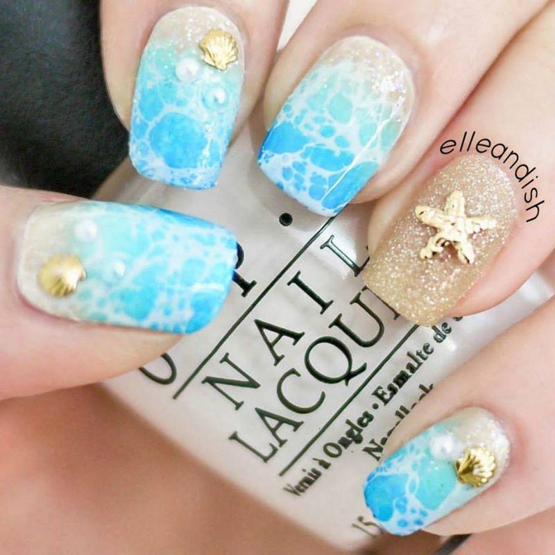 24 Cute Colorful Nail Art Designs For Summer Nailpolis Magazine