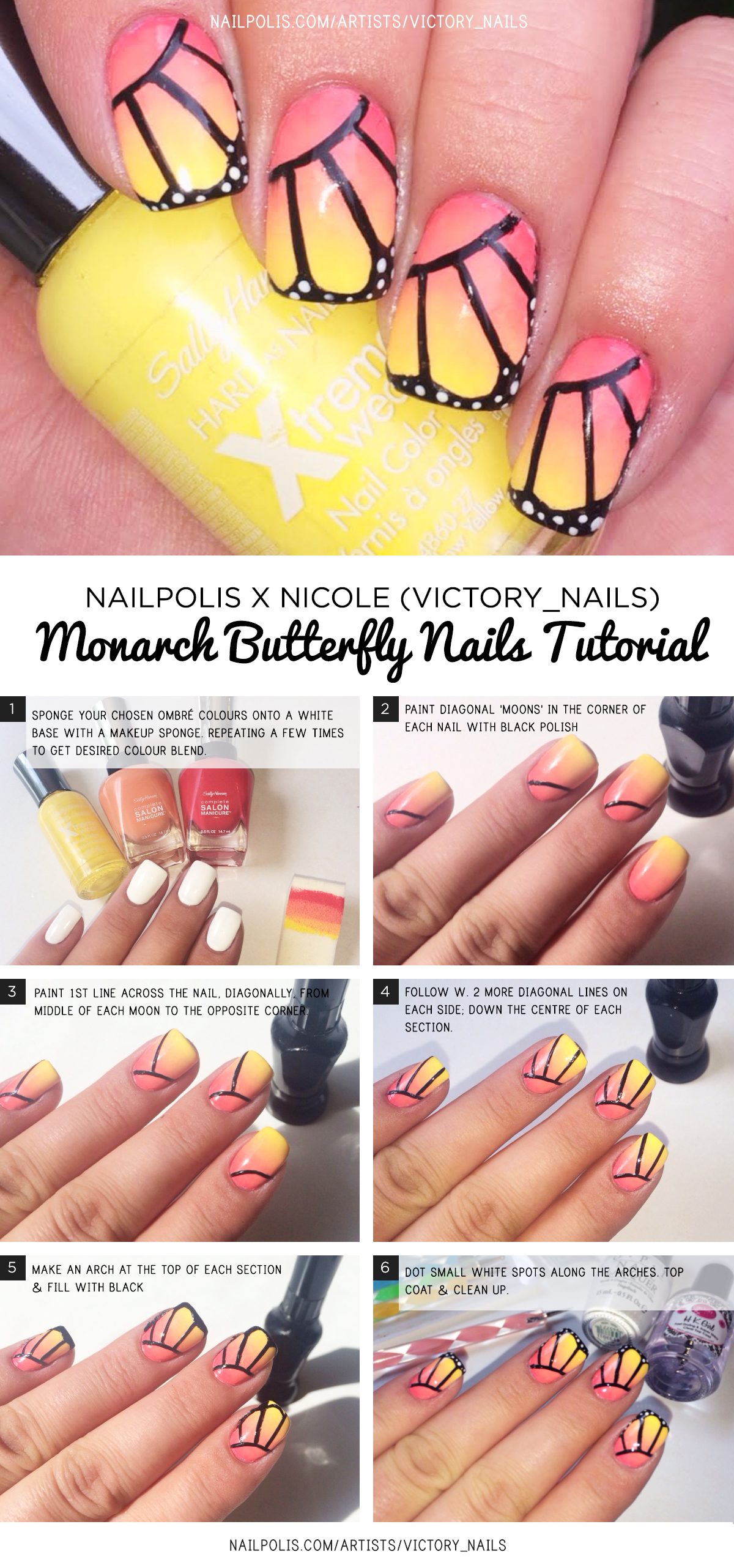 nail art tutorial | Nailpolis Magazine